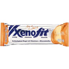 Xenofit Carbohydrate Bar Box 18x50g, Apricot